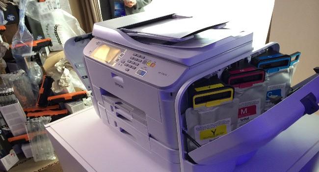 Epson lanza nuevas impresoras con tecnologia PrecisionCore