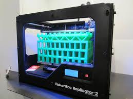La impresión en 3D y sus beneficios